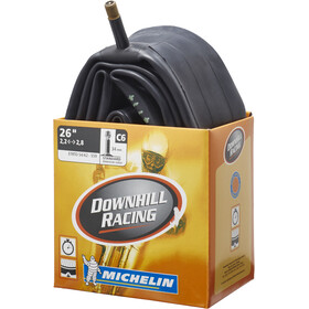 "Michelin C6 Downhill Racing Bike Tube 26"", black"
